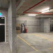 Indoor lot parking on Marina Square in Footbridge Boulevard