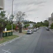 Outside parking on Wickham Street in East Perth