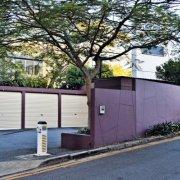 Garage parking on Wickham Terrace in Spring Hill Queensland
