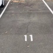 Outside parking on Wigram Street in Harris Park