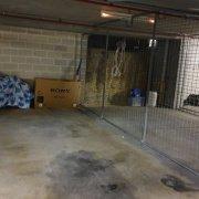 Garage parking on William Street in North Sydney