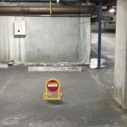 Undercover storage on Wills Street in Melbourne