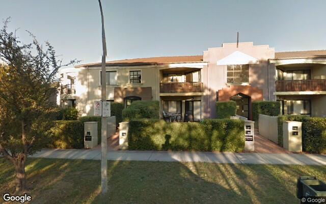 Space Photo: Wise Street  Braddon ACT  Australia, 80837, 113933