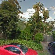 Driveway parking on Woniora Avenue in Wahroonga