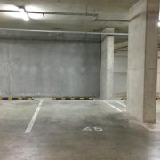 Indoor lot parking on Wright Street in Adelaide