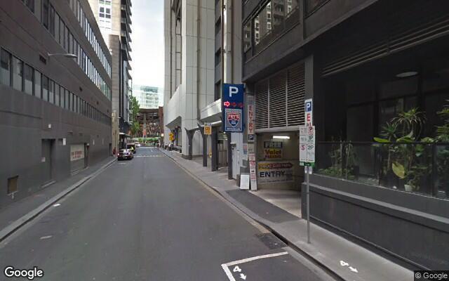 Space Photo: Little Collins Street  Melbourne VIC  Australia, 93116, 162233
