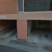 Undercover storage on Bathurst Street in Liverpool