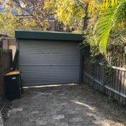 Garage parking on Chisholm St in Darlinghurst