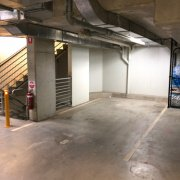 Garage parking on New South Head Rd in Double Bay