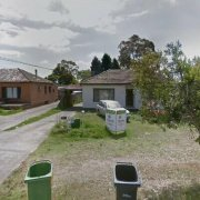 Outdoor lot parking on Braddon St in Oxley Park