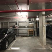 Garage parking on Stanley Street in Collingwood Victoria