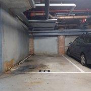 Undercover parking on Johnston St in Port Melbourne