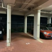 Garage parking on Wellington St in Perth