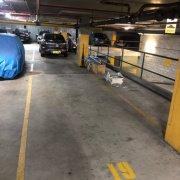 Garage parking on Yeo St in Neutral Bay