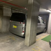 Indoor lot parking on Chalmers Street in Surry Hills