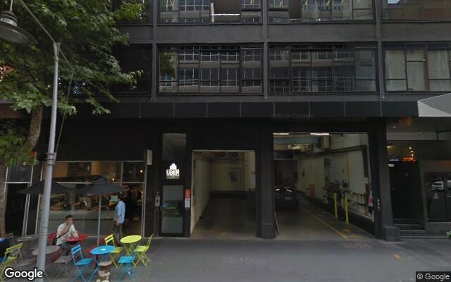 Space Photo: Little Collins Street  Melbourne VIC  Australia, 87027, 134707
