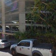 Undercover parking on Watkins Medical Centre in Wickham Terrace