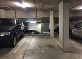 Underground security roller-door car park. Remote control tag for 24/7 access - Convenient Chatswood location. (Available on 20-Sept 2017).jpg