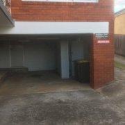 Undercover parking on Wolseley St in Drummoyne