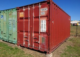 20ft Shipping Container for Self Storage available Now (Near Penrith and Liverpool).jpg
