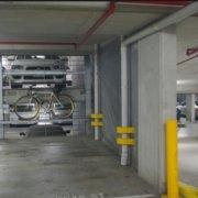 Garage storage on Dorcas St in South Melbourne