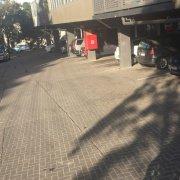 Outdoor lot parking on Pyrmont Bridge Rd in Camperdown