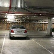 Garage parking on Esplanade E in Port Melbourne