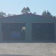 Garage storage on Bowtells Rd in Gowrie Little Plain