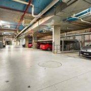 Garage parking on Anzac Parade in Kensington