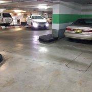 Garage storage on George St in Sydney