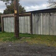 Garage storage on Swansea Rd in Lilydale