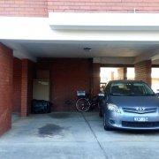 Garage parking on Coppin St in Richmond