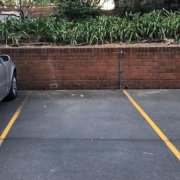 Outside parking on Jersey Rd in Paddington