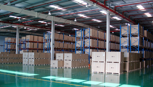 Largest Warehouses in the World