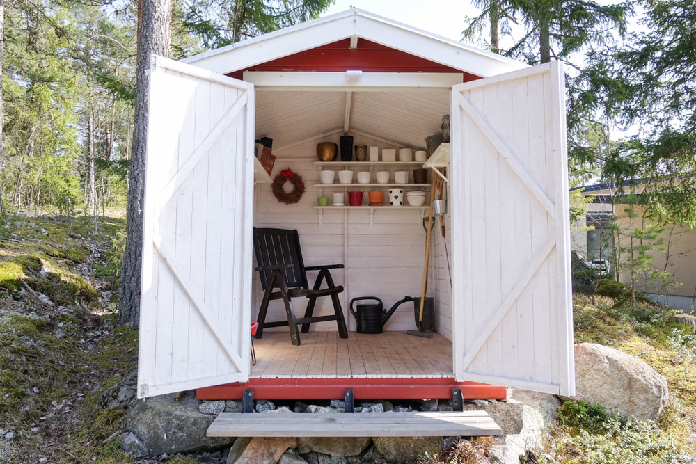 What to Look for When Purchasing a Garden Shed