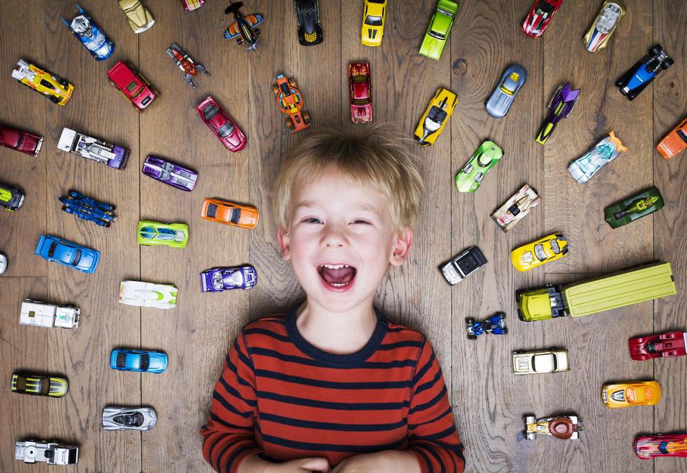 10 Creative Ideas for Toy Car Storage